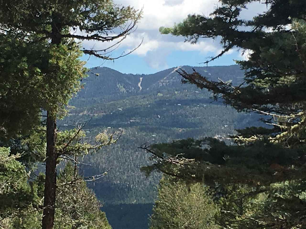 Views Views Views!  Beautiful 5.5 acre property with cleared buildable area.  Lot accessible top and bottom from the road.  Close to National Forest access.  Mature Aspen and Coniferous trees.  Neighborhood of 2+ acre lots, maximizing privacy and outdoor space.