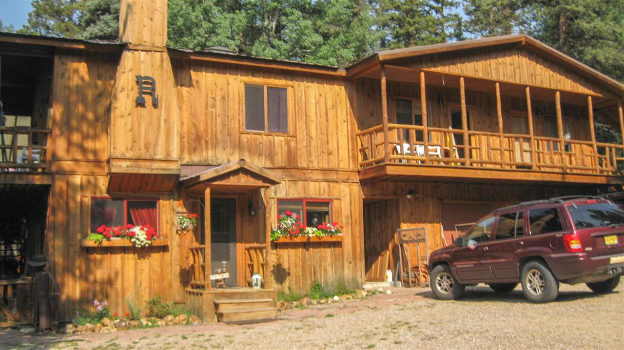 cabins home nm inspiration designing red excellent river riverside coolest with lodge on