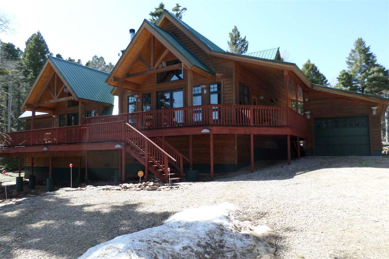 winter listing mountain visitor angel center fire cabins