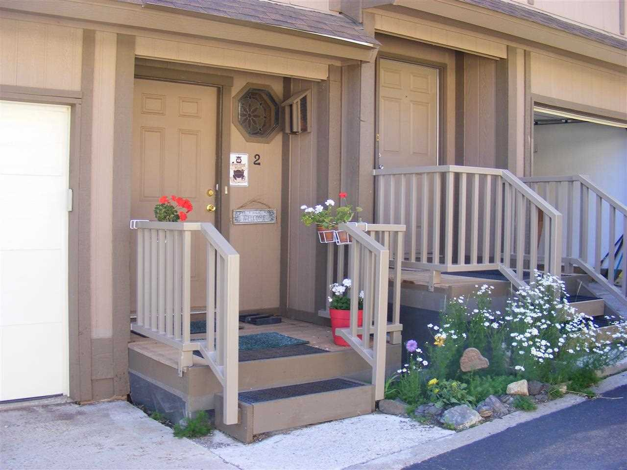 Welcome to Angel View Condo's.  Building 3, Unit 2 is a great location, removed from the busy roads, Vail and South Angel Fire Rd.  Yet a short walk to the pickup area for the shuttle to base area lifts.  Unit 2 is also located walking distance from restaurants, ski rental shops, bike shops, and Resort hotel.  The location is also ideal for renting during the ski season.  Unit comes furnished and ready to move in or rent.