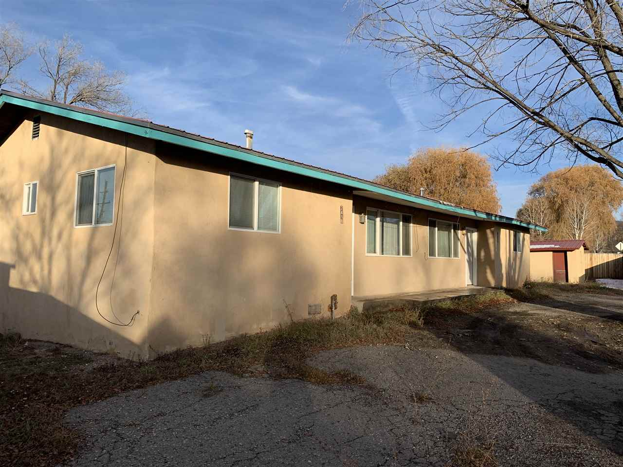 This cute, newly remodeled duplex is located in the Ranchitos area is ready for its new tenants. Since owner remodeled the units, they have not been occupied other than the occasional family visit. Each unit contains 2 bedrooms and 1 bath and are each cozy and inviting. Duplex is located right off State Rd. 240 for easy access and convenience.