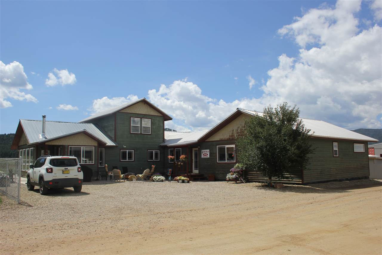 40 Agua Rd, Angel Fire, NM 87710
