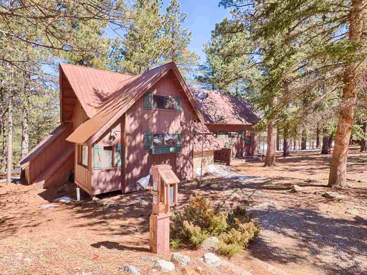 19 St Andrews Way, Angel Fire, NM 87710