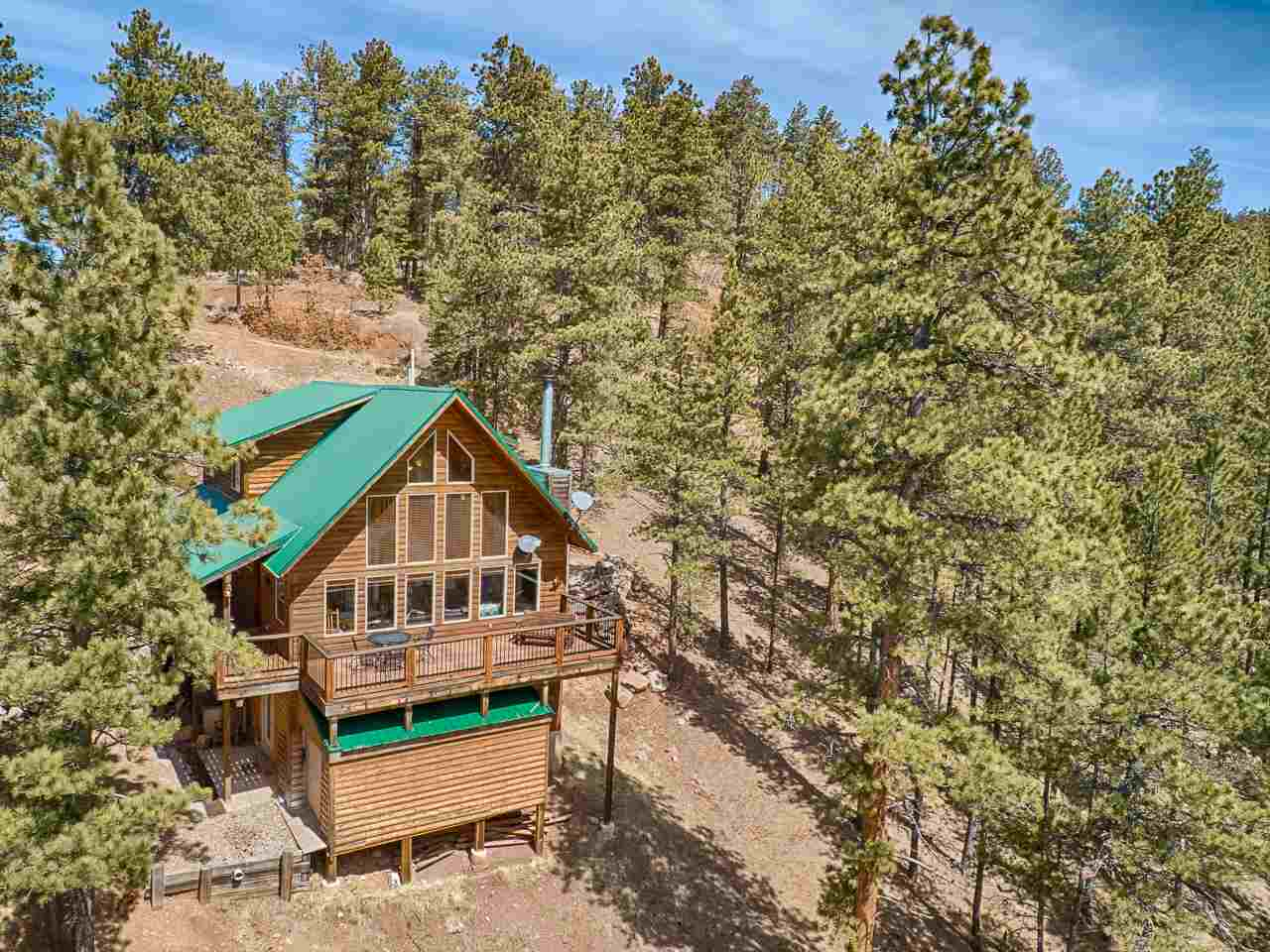 102 El Camino Real, Angel Fire, NM 87710