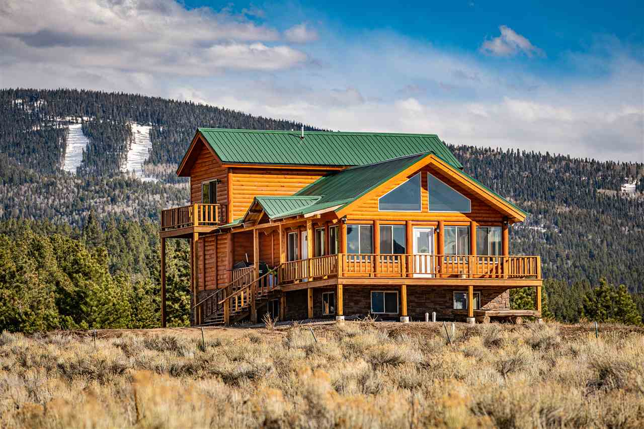 45 Saddleback Trail, Angel Fire, NM 87710