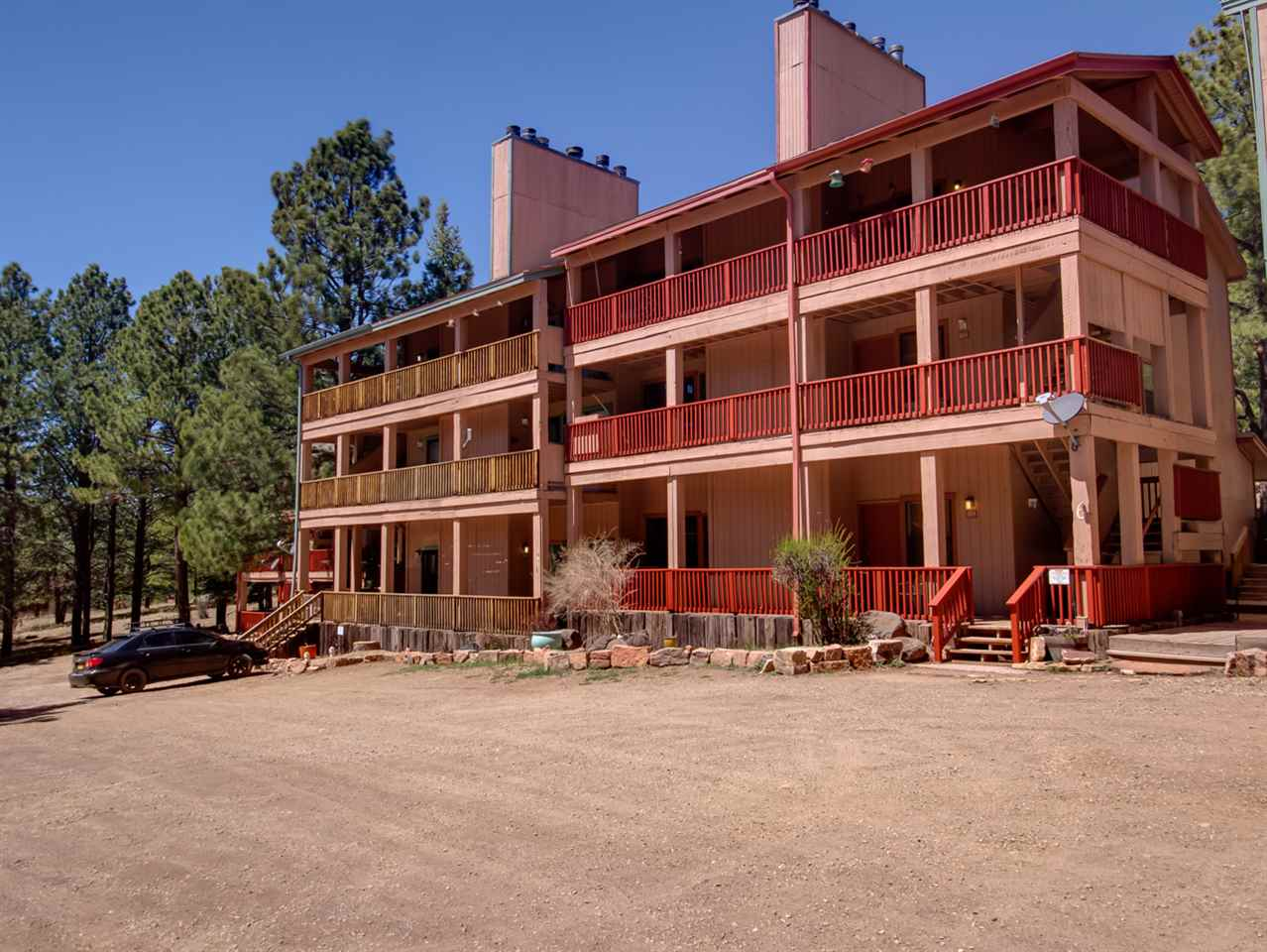 25 Jackson Hole Rd Racquet Club 361, Angel Fire, NM 87710