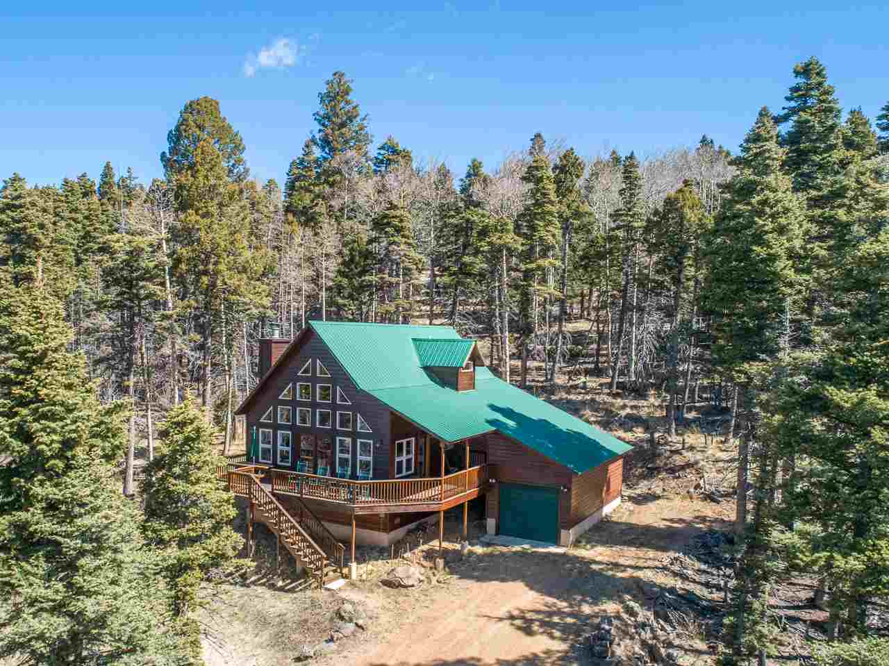 49 Skyview Way, Angel Fire, NM 87710