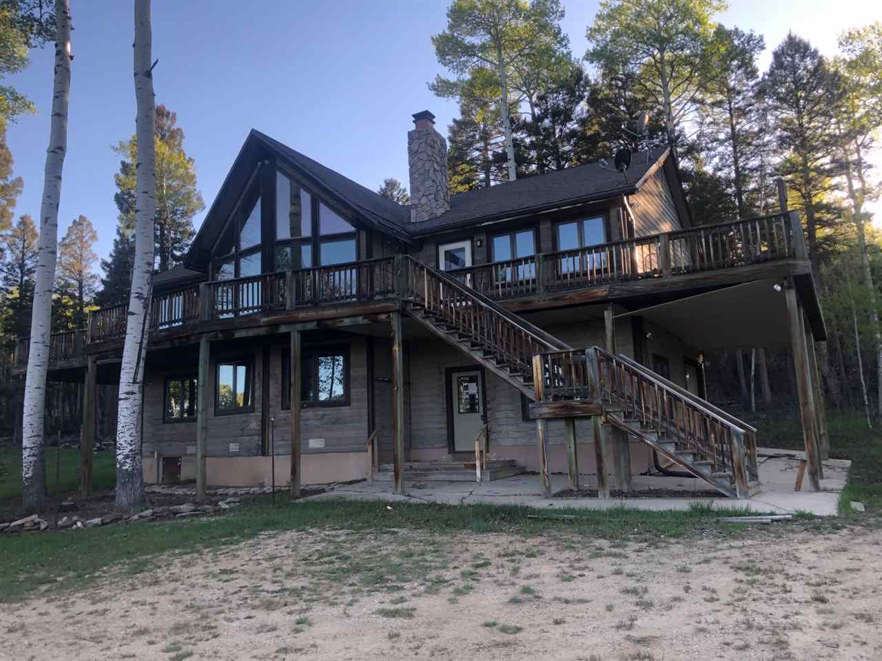 106 Via De Maria, angel fire, NM 87710