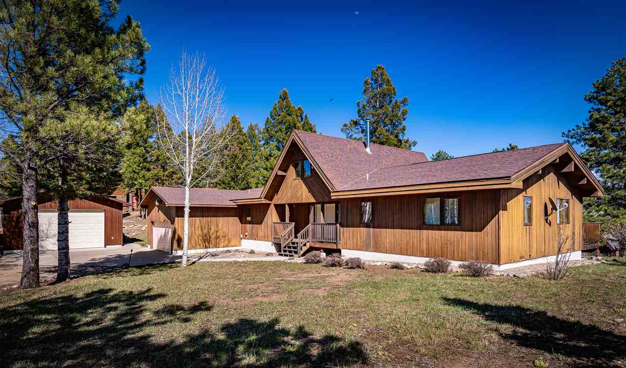 94 Cimarron Trail, Angel Fire, NM 87710