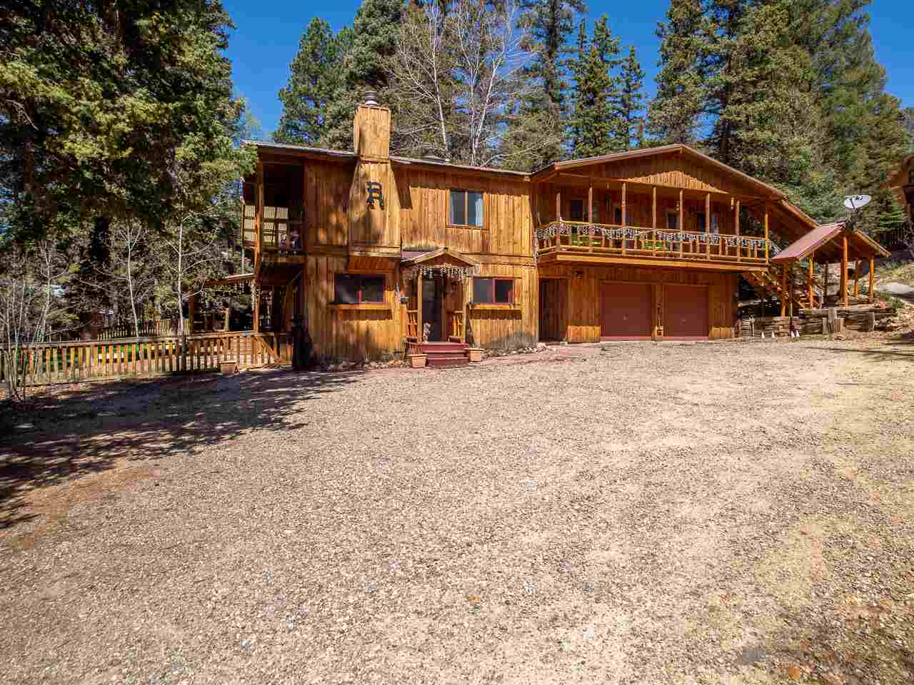 301 Caribel Trail, Red River, NM 87558