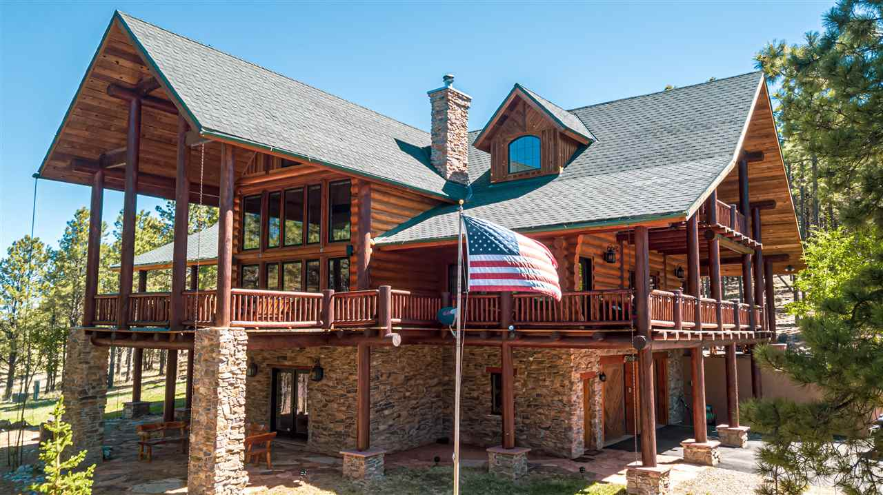 30 Buckskin Road, Angel Fire, NM 87710
