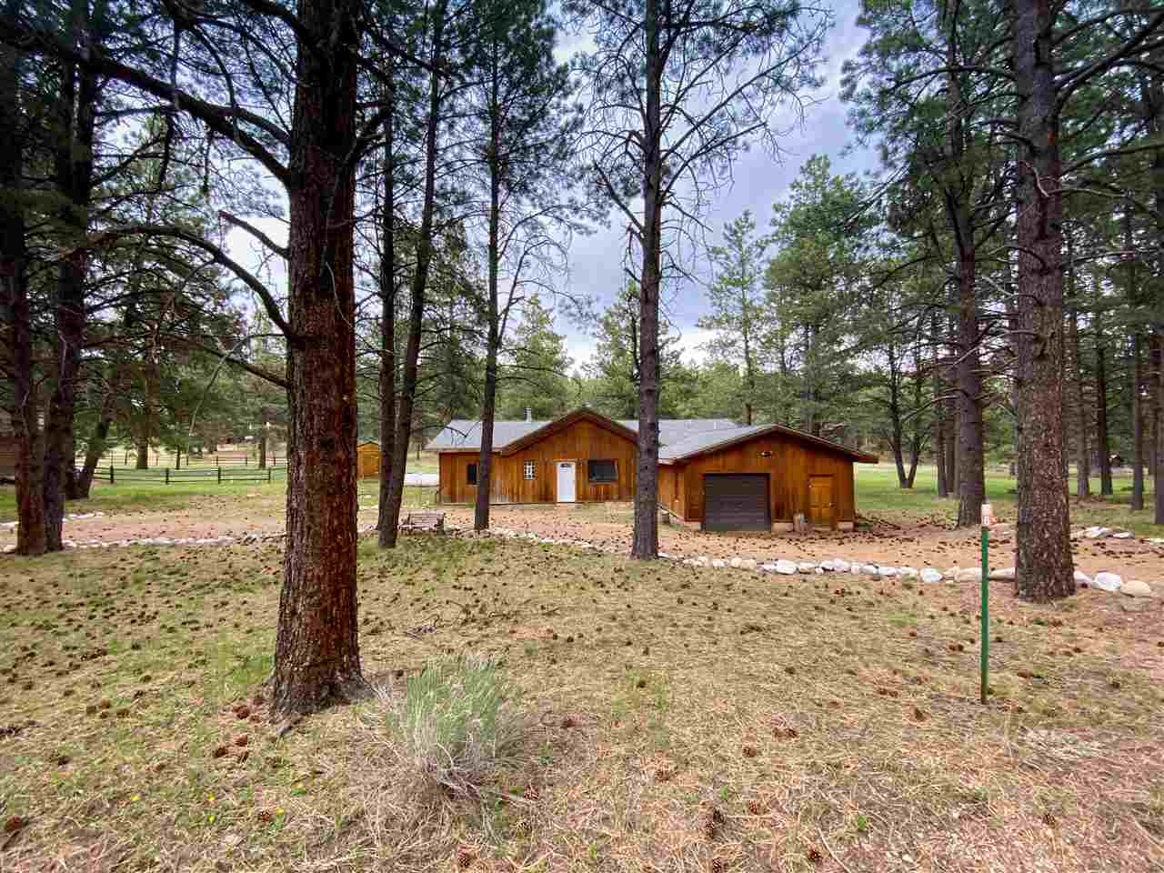 86 Conchas Drive, Angel Fire, NM 87710