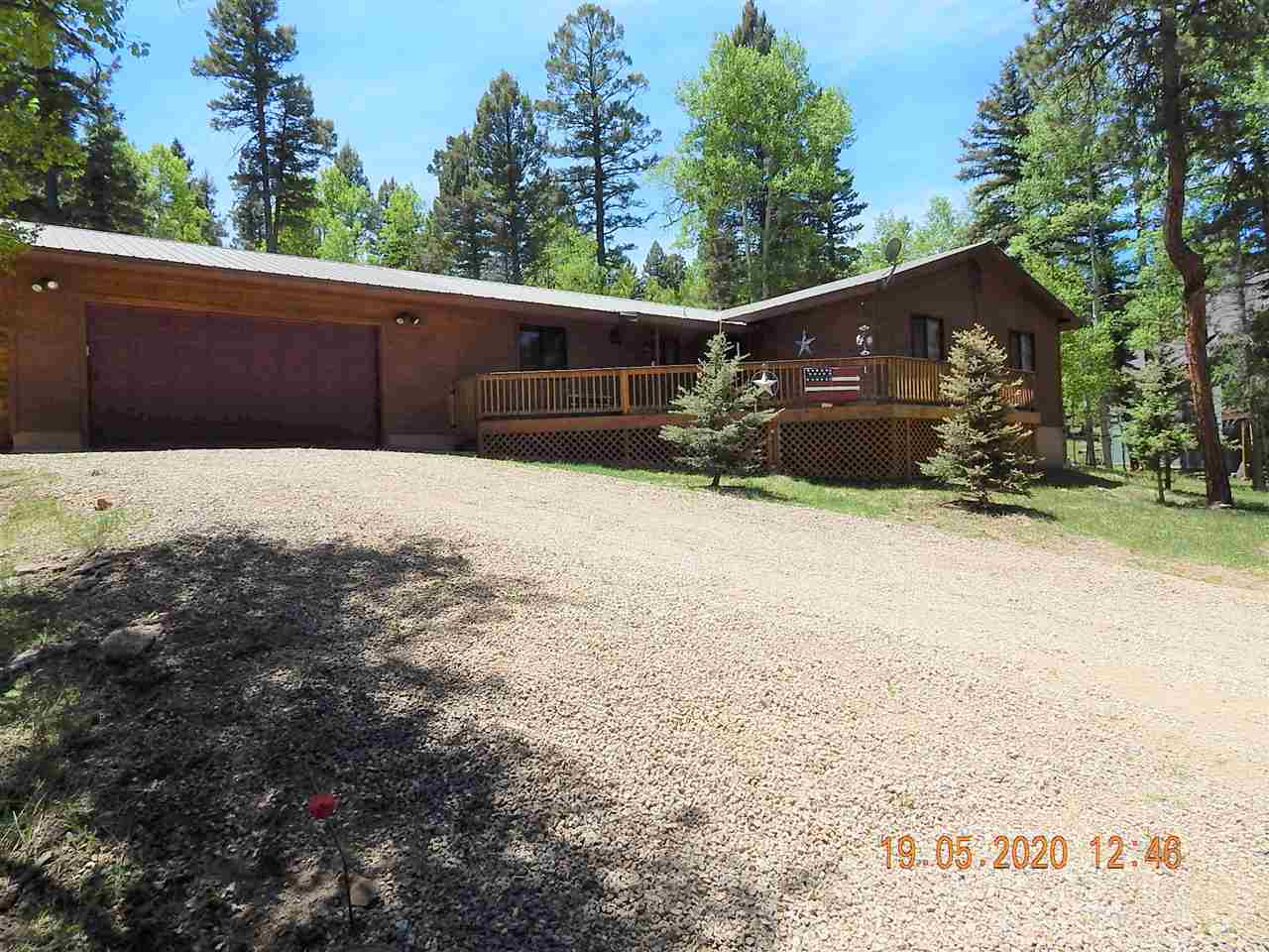 43 Cimarron Trail, Angel Fire, NM 87710