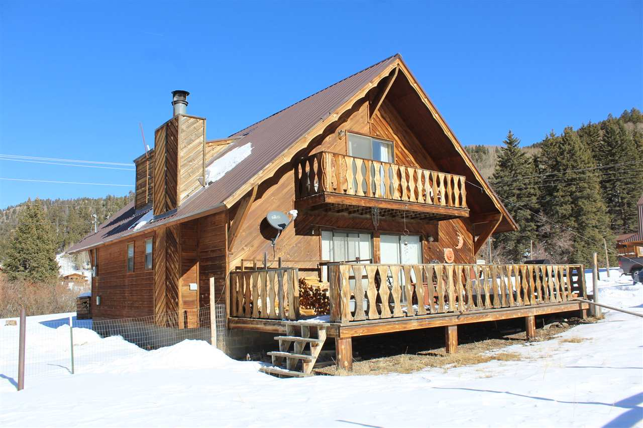 01 Upper Red River Valley Rd, Red River, NM 87558