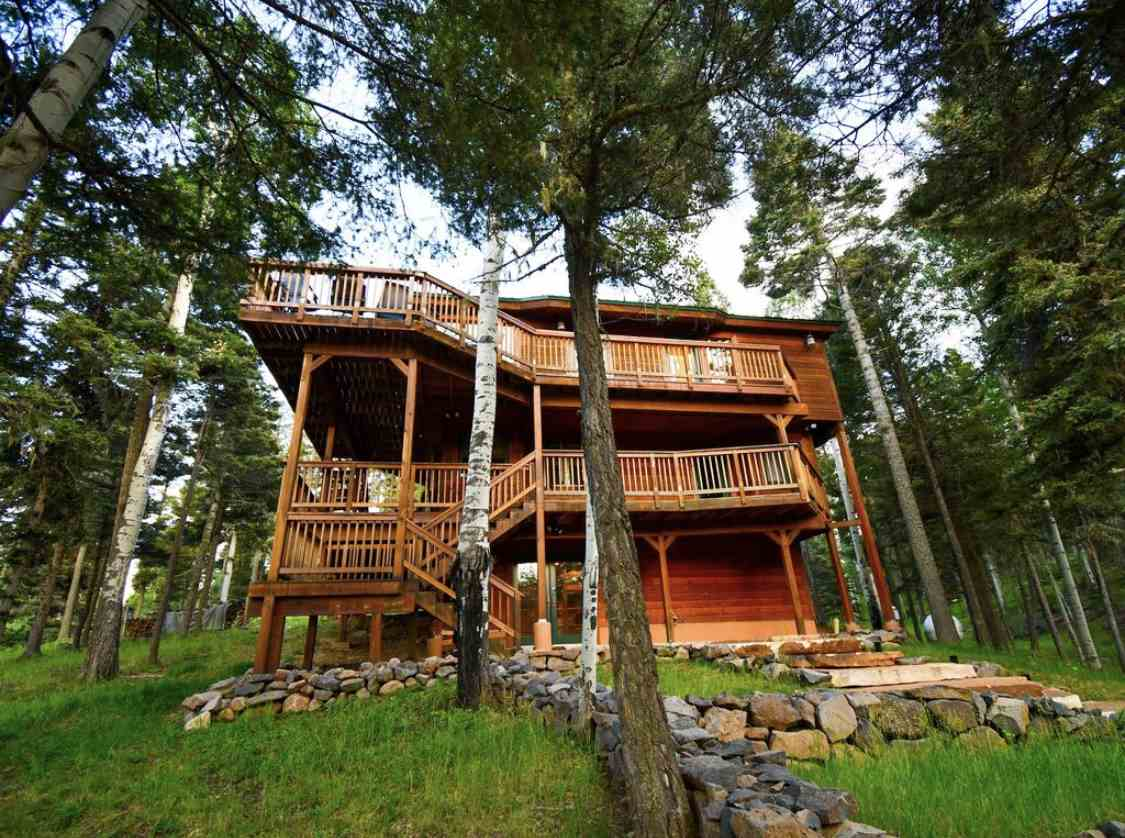 60 Taos Drive, Angel Fire, NM 87710