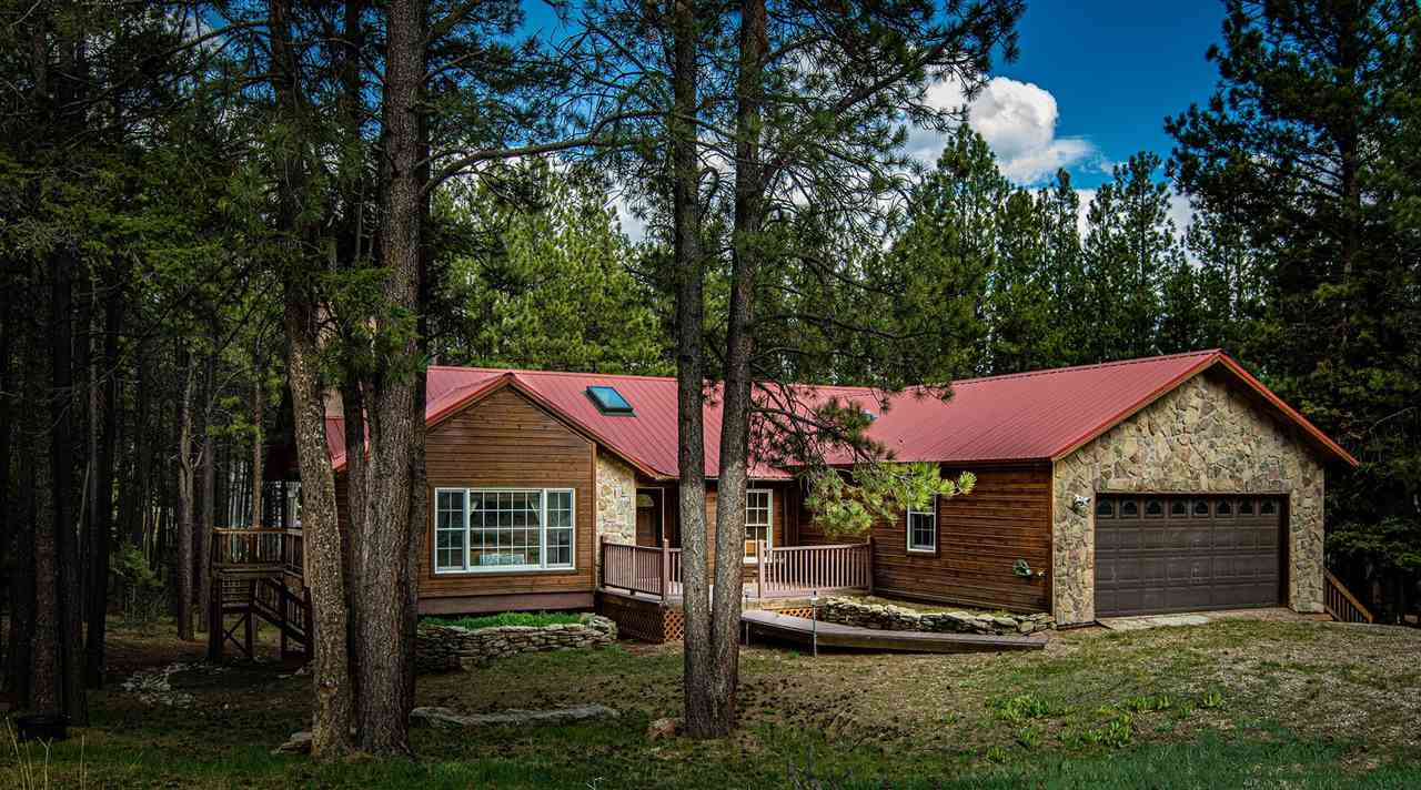 54 Via Del Rey, Angel Fire, NM 87710