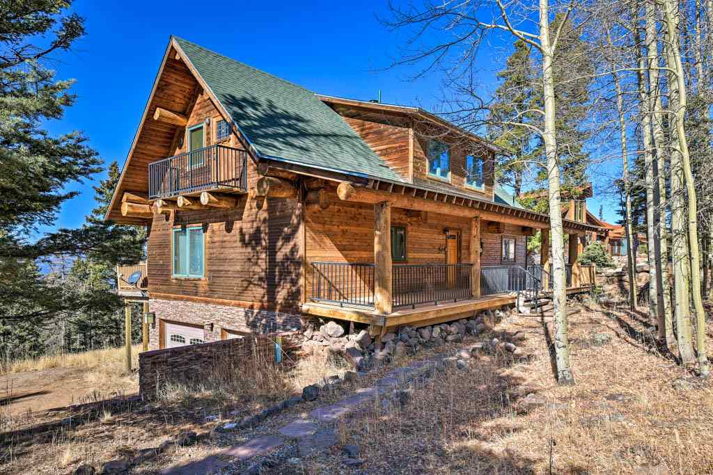 549 El Camino Real, Angel Fire, NM 87710