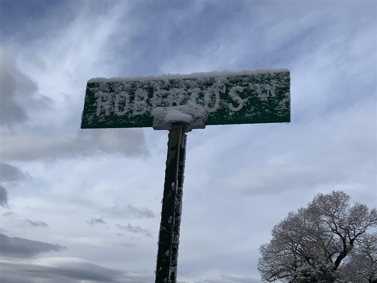 Tract 1B Robertos Lane, Arroyo Seco, NM 87514