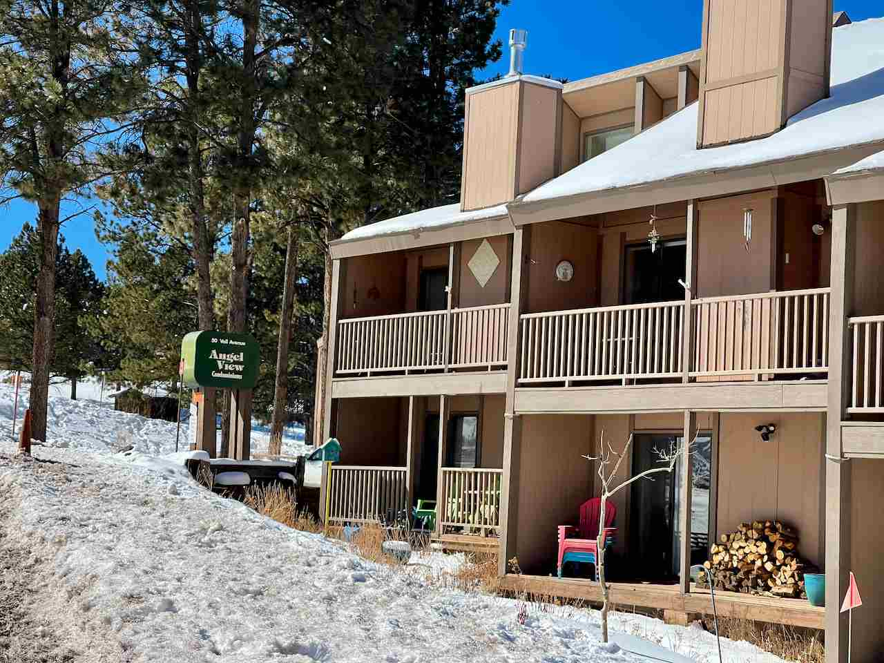 50 Vail Avenue B1 Unit 5, Angel Fire, NM 87710