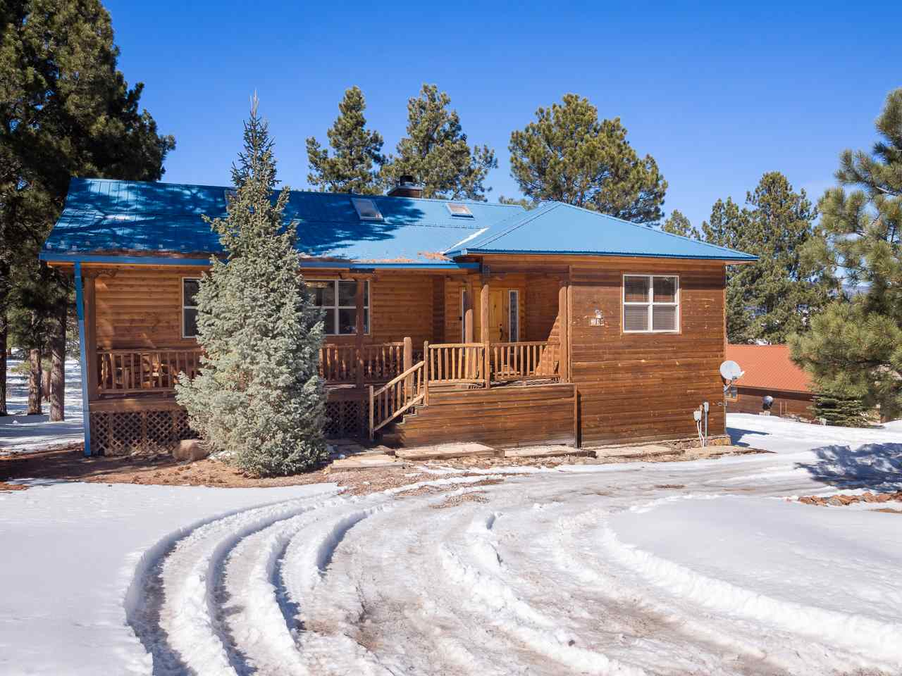 26 Valle Grande Trail, Angel Fire, NM 87710