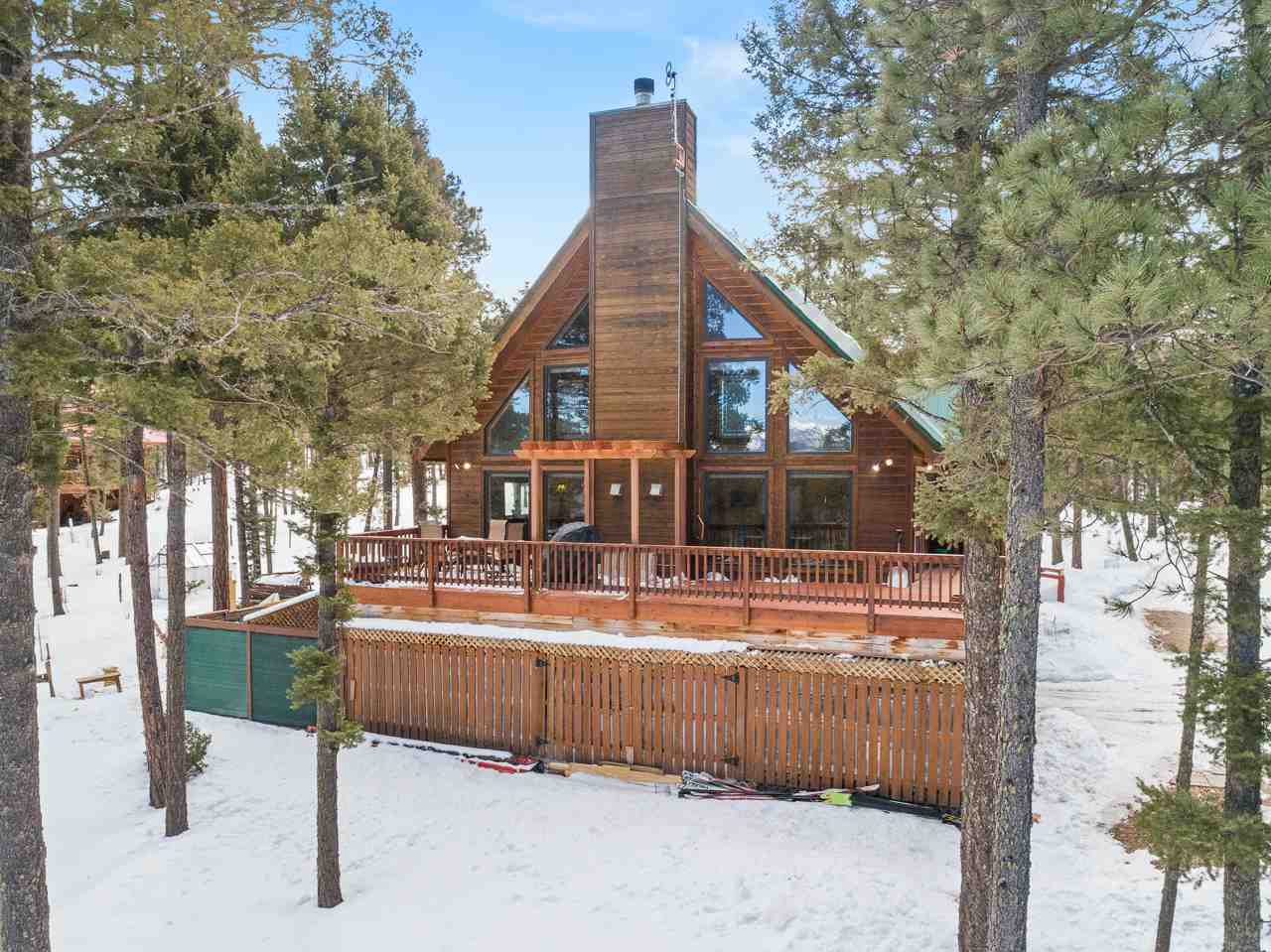 59 Camino Real, Angel Fire, NM 87710
