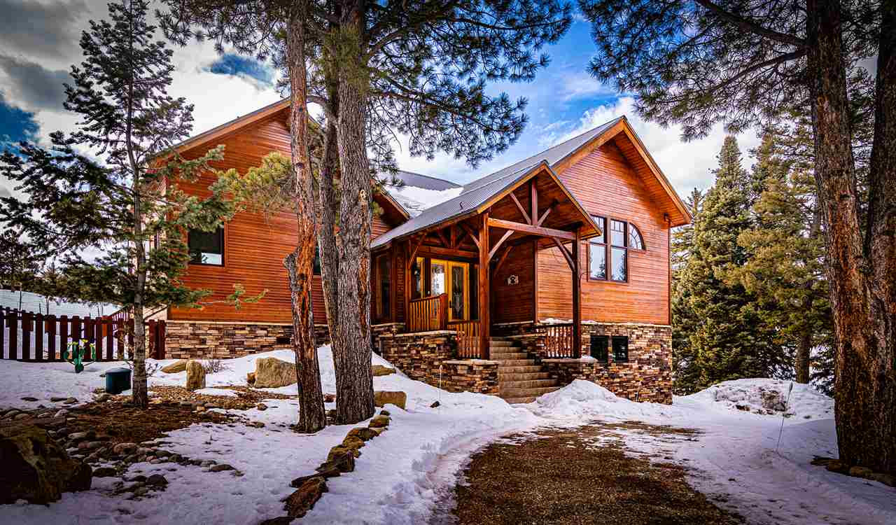 20 El Dorado Place, Angel Fire, NM 87710