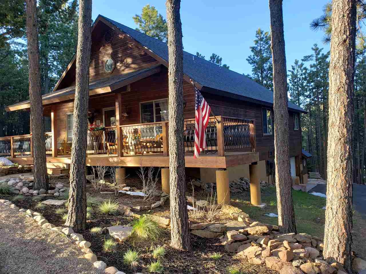 18 Winged Foot Way, Angel Fire, NM 87710