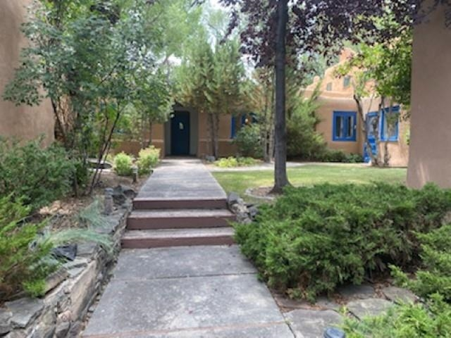 Main Courtyard