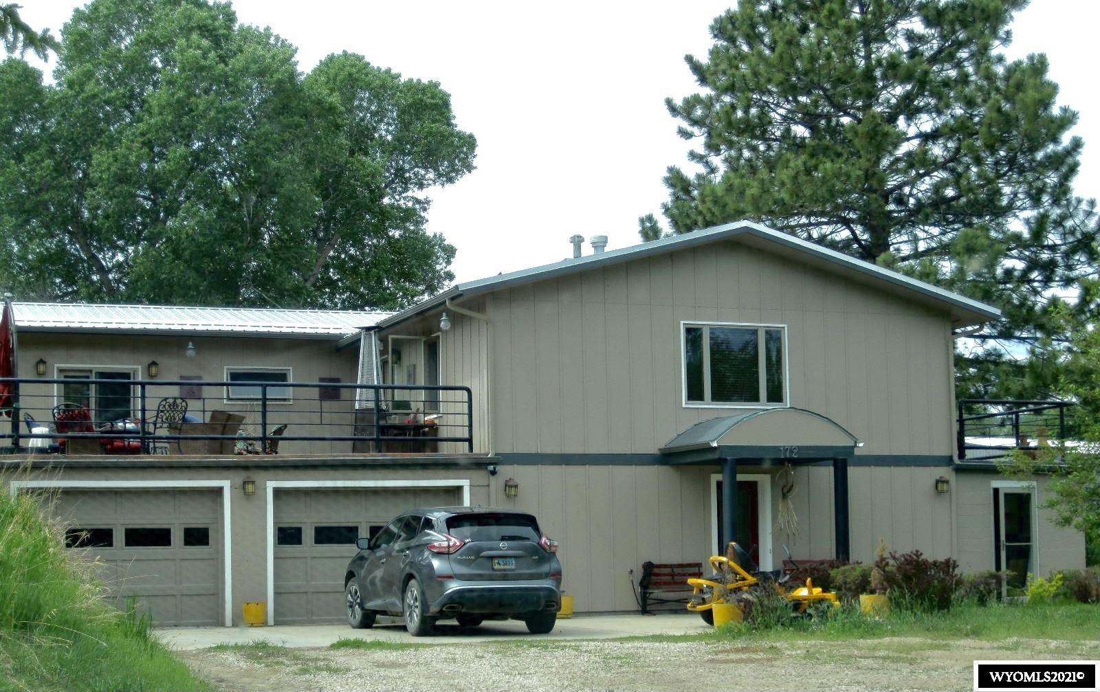 172 Upper Clear Creek Road, Buffalo, WY 82834